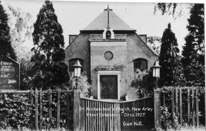 St Michaels - Exterior Circa 1927